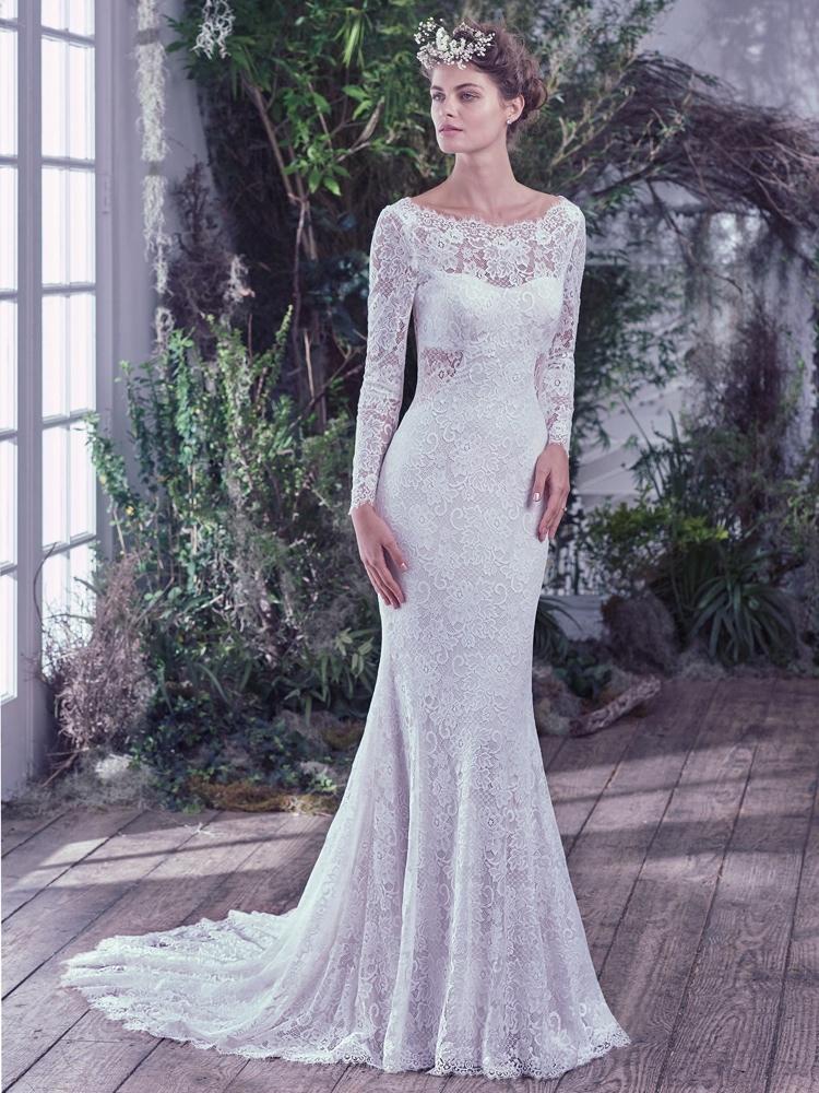 Maggie-Sottero-Mavis--BN Bridal - BellaNaija - 2016