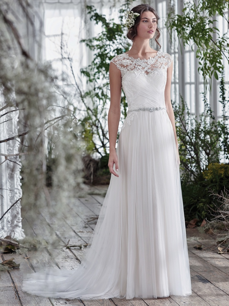 Maggie-Sottero-Patience-Lynette-BN Bridal - BellaNaija - 2016