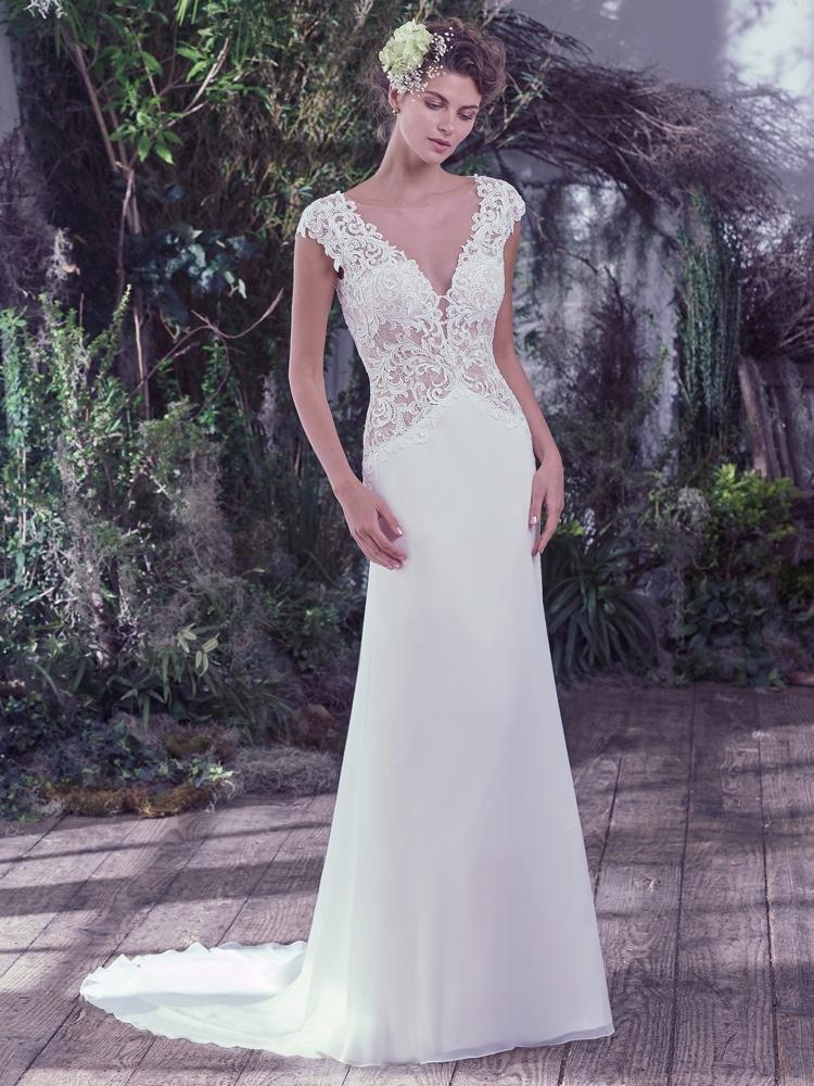 Maggie-Sottero-Phaedra-front-BN Bridal - BellaNaija - 2016