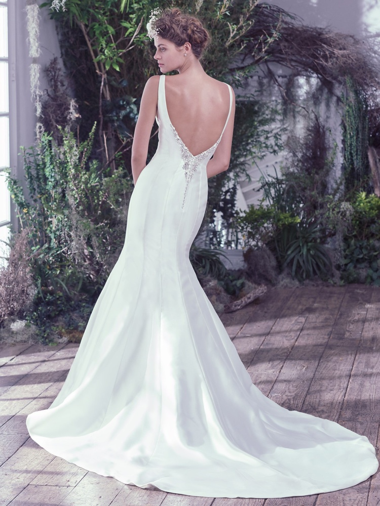 Maggie-Sottero-Roan-BackBN Bridal - BellaNaija - 2016