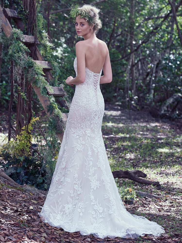 Maggie-Sottero-Trena-BackBN Bridal - BellaNaija - 2016