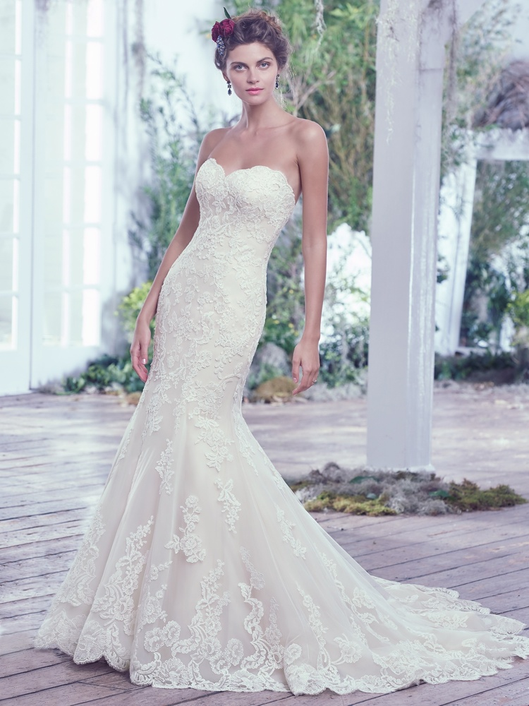 Maggie-Sottero-Valerie-BN Bridal - BellaNaija - 2016