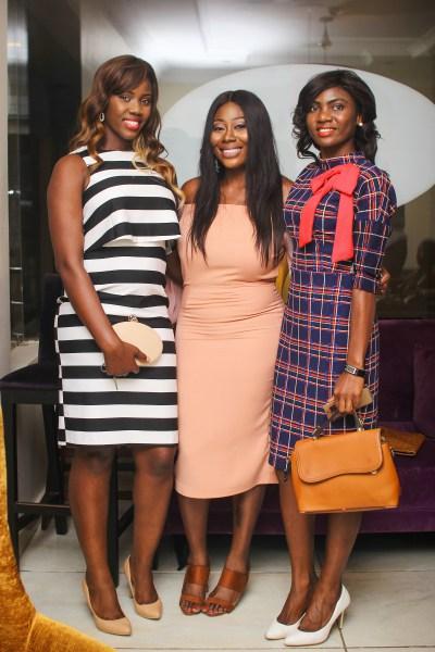 Mary Chinwe, Gbemi & Omotolani