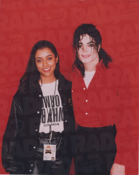 Shana Mangatal and MJ