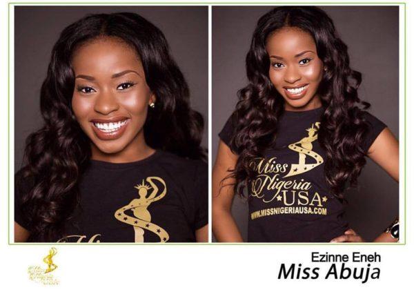 Miss Abuja