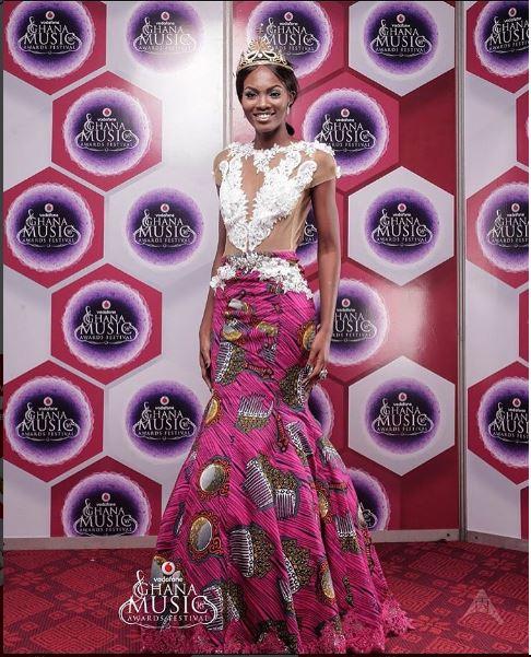 Miss Malaika Ghana Kuukua Korsah