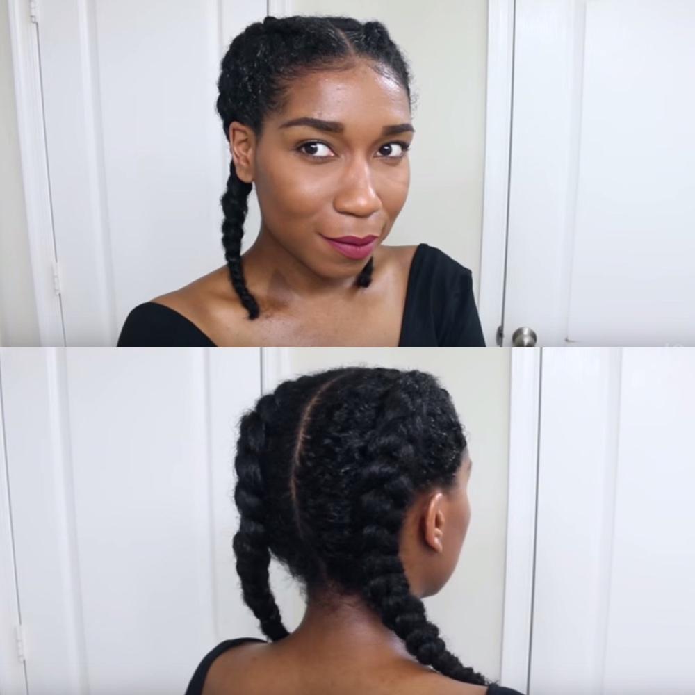 Naptural85 braiding hair bellanaija may2016_IMG_7697