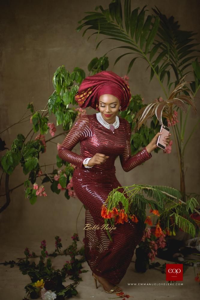Nigerian Bridal Beauty - Emmanuel Oyeleke - 2016 BellaNaija_2