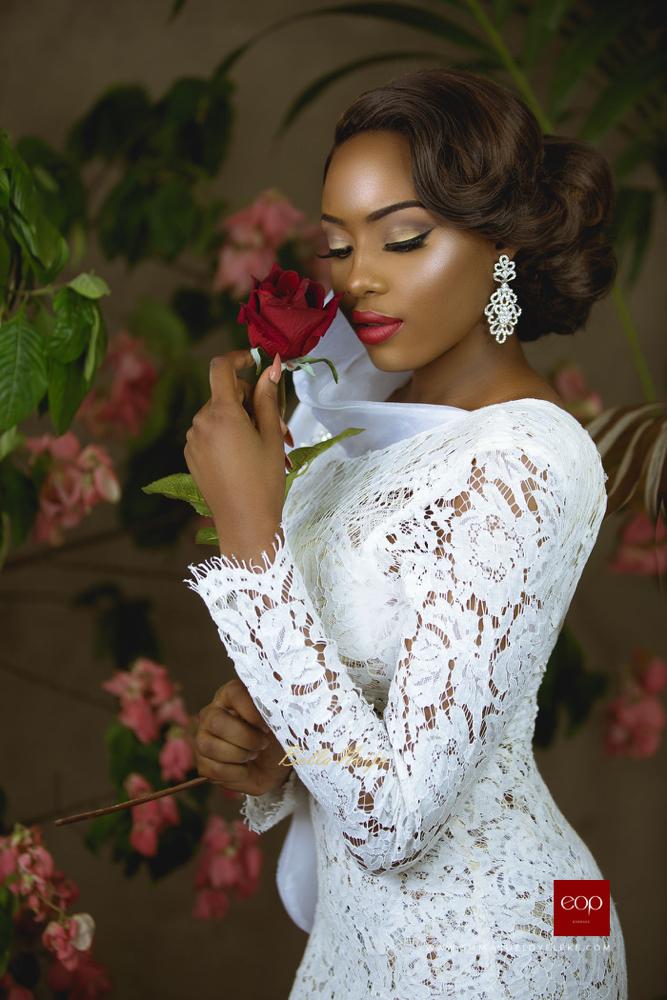 Nigerian Bridal Beauty - Emmanuel Oyeleke - 2016 BellaNaija_Ejiro Amos Tafiri 1