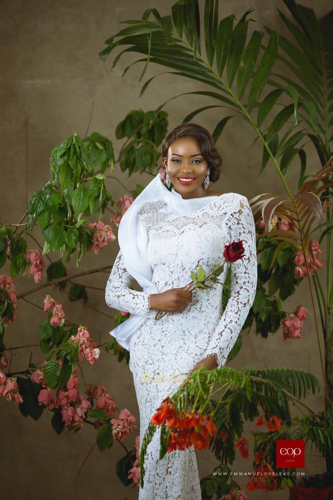 Nigerian Bridal Beauty - Emmanuel Oyeleke - 2016 BellaNaija_Ejiro Amos Tafiri 3