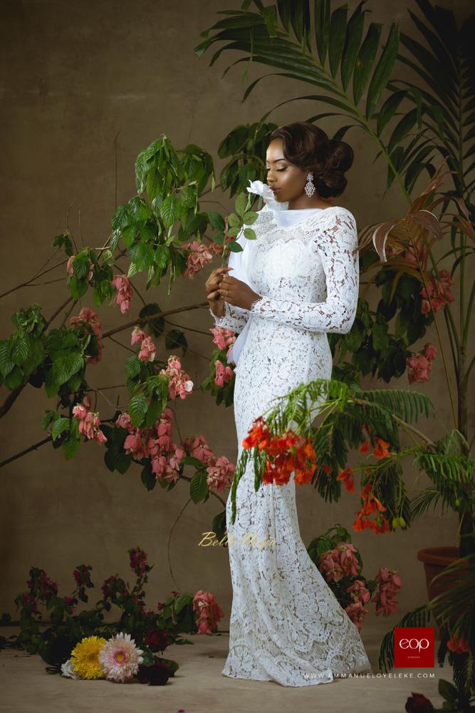 Nigerian Bridal Beauty - Emmanuel Oyeleke - 2016 BellaNaija_Ejiro Amos Tafiri 4