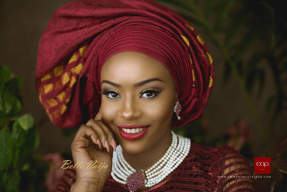 Nigerian Bridal Beauty - Emmanuel Oyeleke - 2016 BellaNaija_OP18033