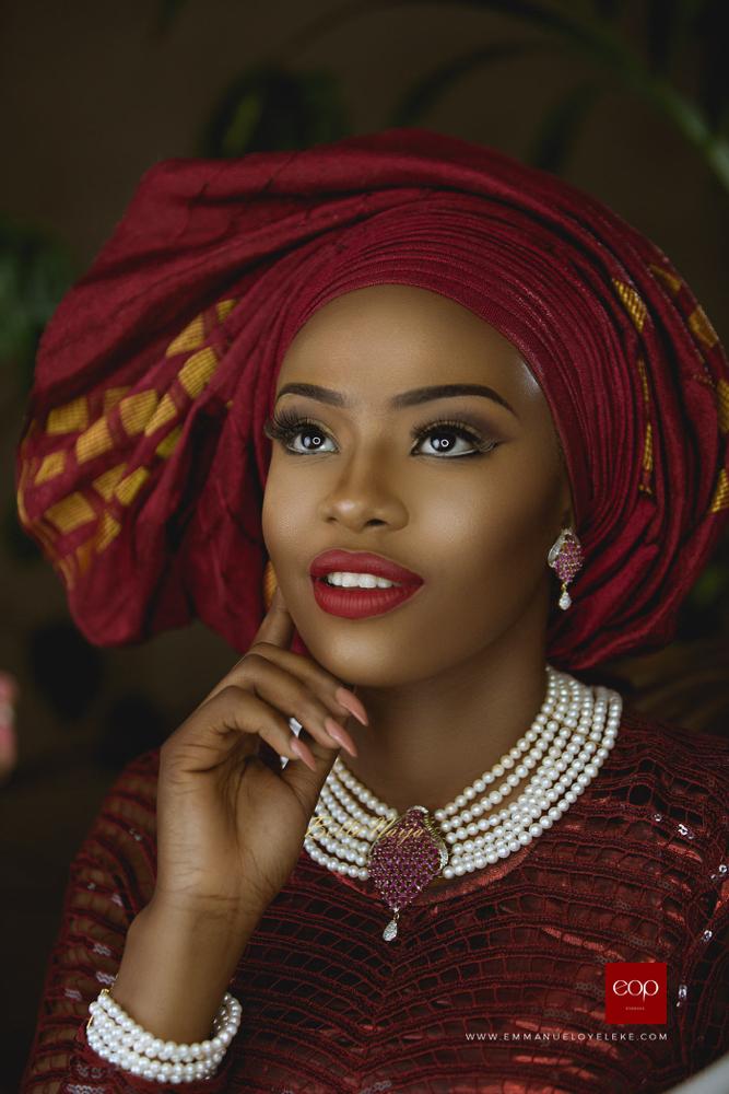 Nigerian Bridal Beauty - Emmanuel Oyeleke - 2016 BellaNaija_OP18085