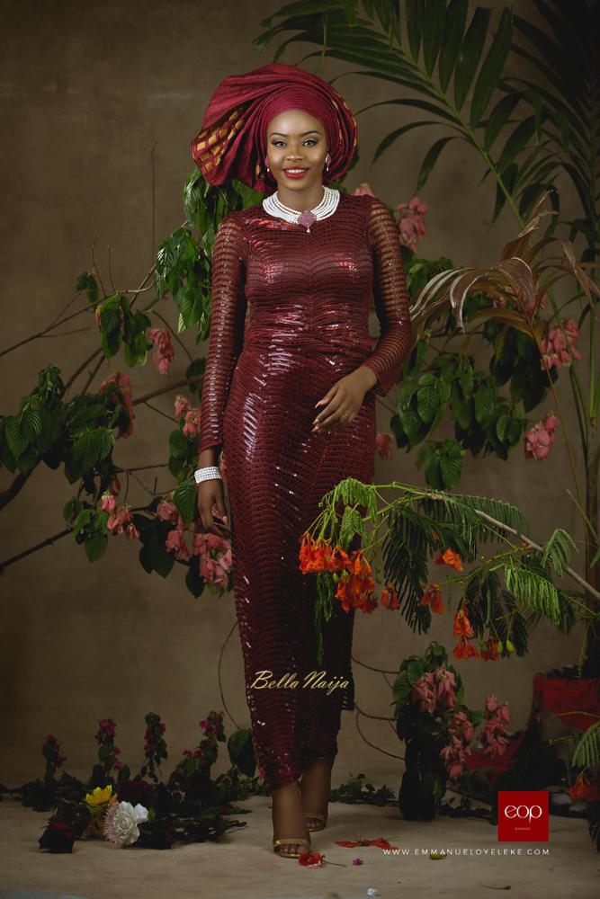 Nigerian Bridal Beauty - Emmanuel Oyeleke - 2016 BellaNaija_OP18131
