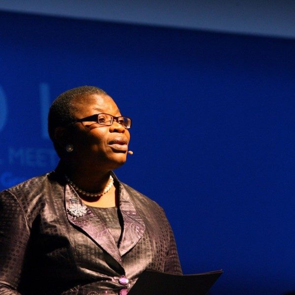 Oby Ezekwesili says lifting 80 Million Nigerians out of Poverty is her Priority   BellaNaija
