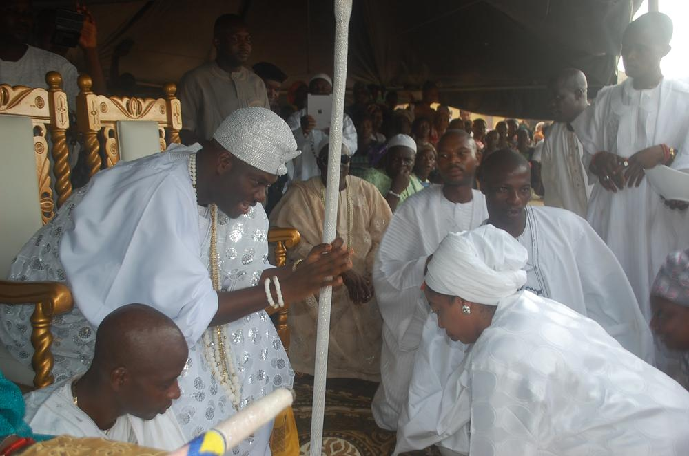 Olokun Traditional Festival in Ile Ife5