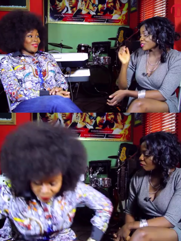 Omawumi Interview