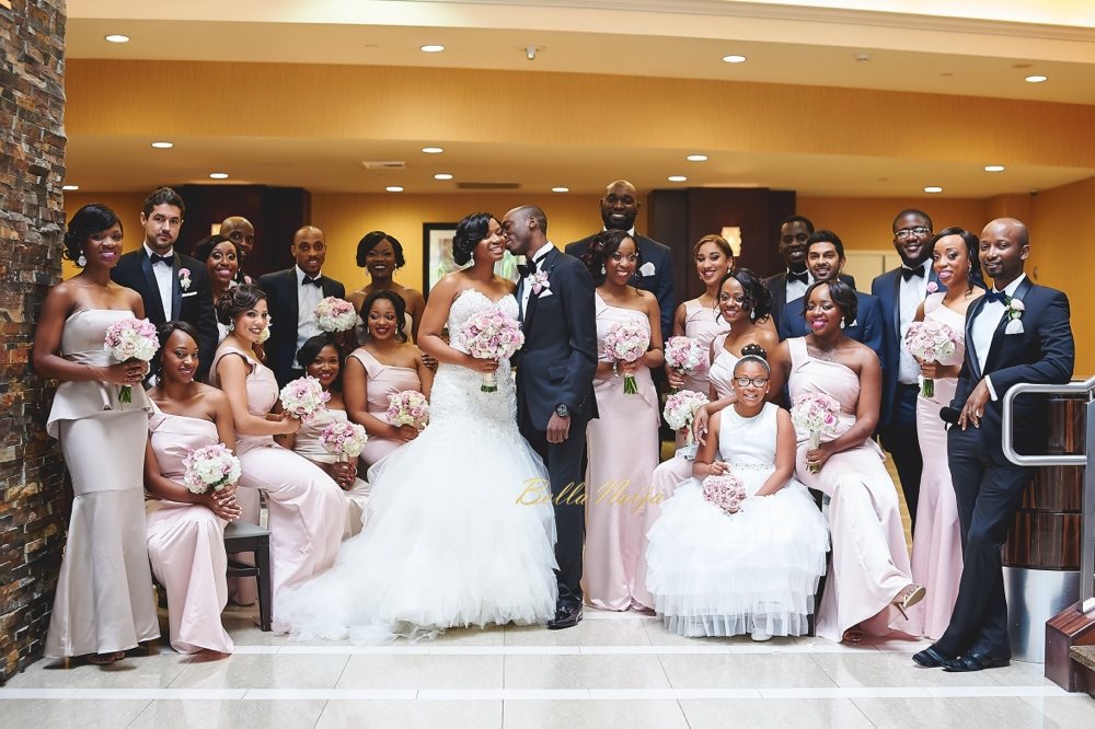 Omo - Victor - White Wedding - LA Wedding - Fola Lawal Photography - BellaNaija - 2016 - 102