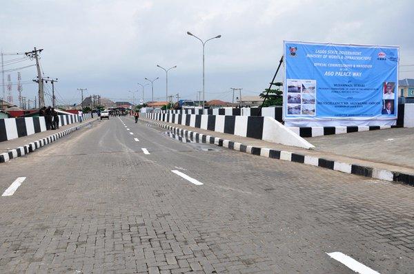 Osinbajo Represents Buhari in Lagos1