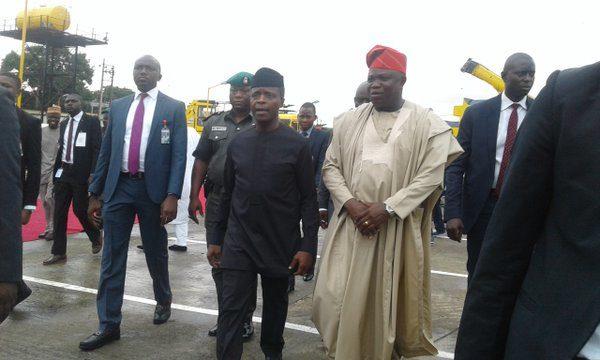 Osinbajo Visits Lagos6