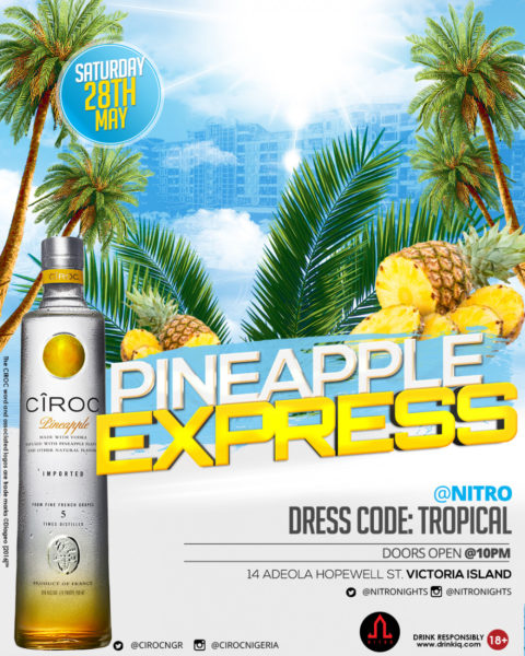 PINEAPPLE EXPRESS-NITRO