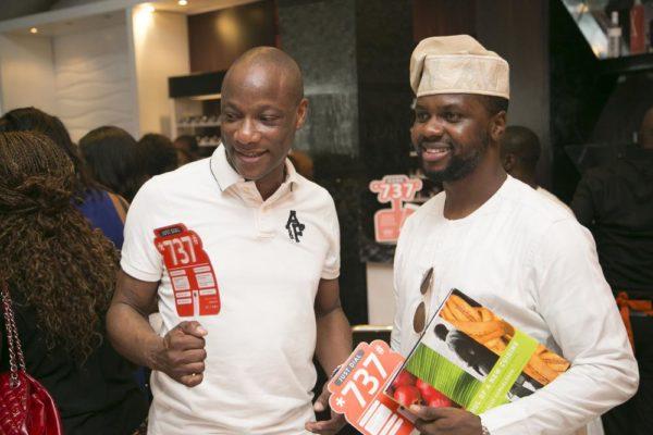 Seun Agbaje and Adebola Williams