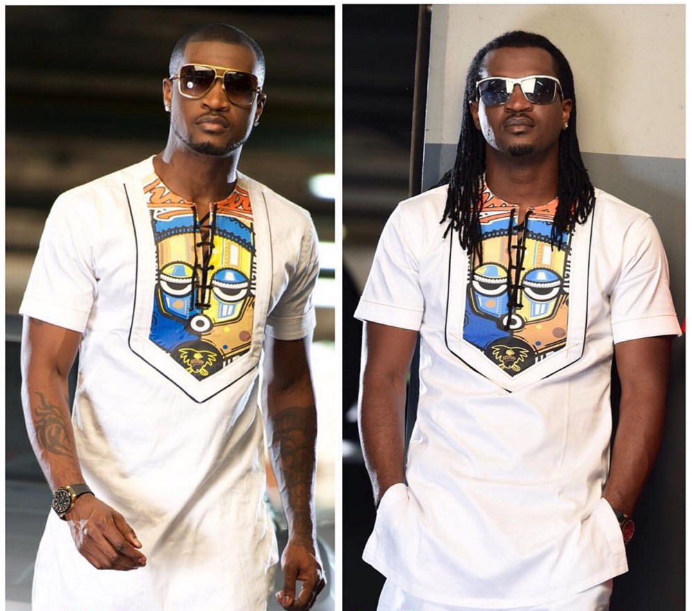 Peter and Paul Okoye of P Square_4