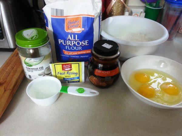 Pic showing ingredients