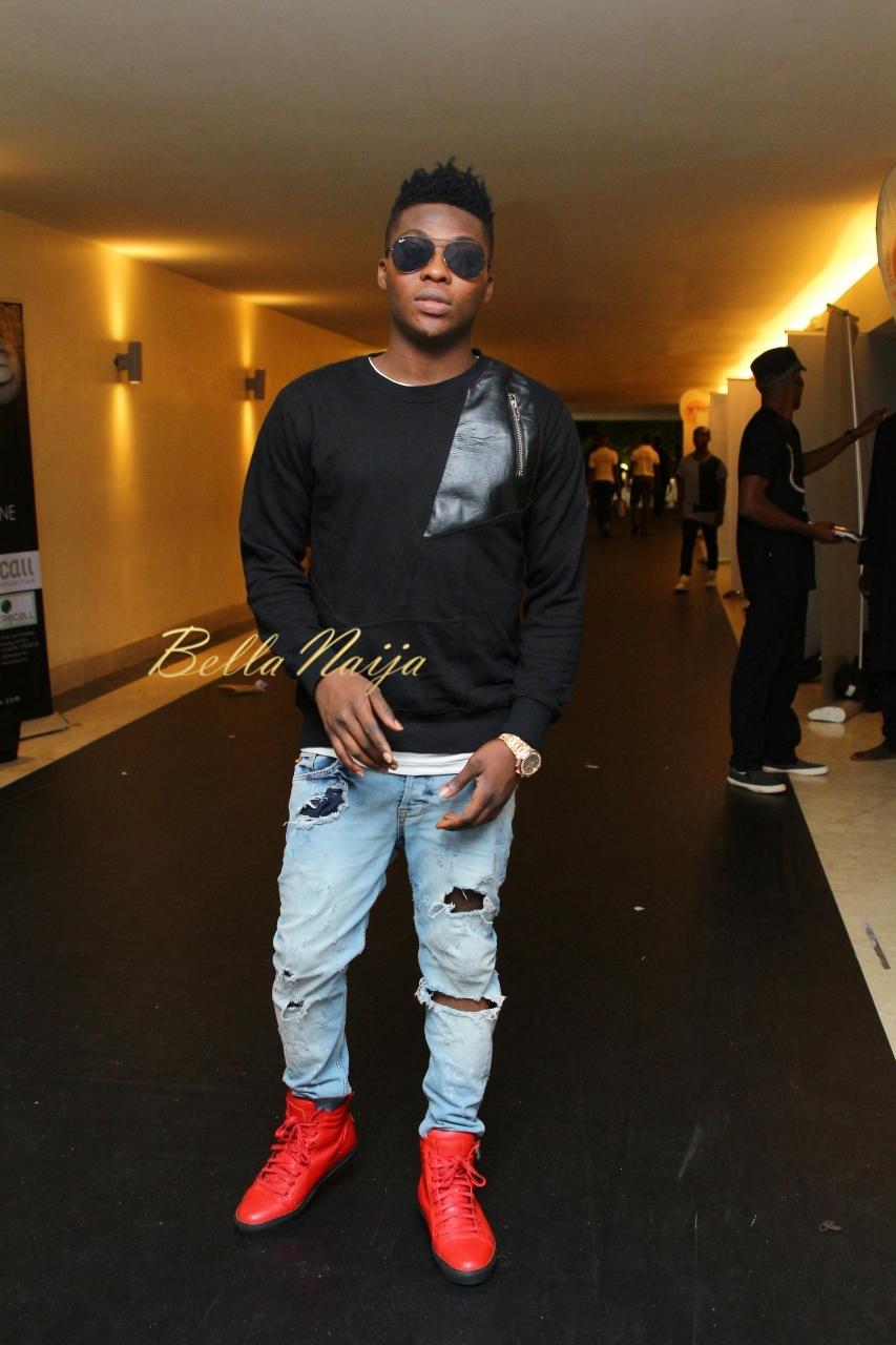 Reekado Banks Praises Wizkid, Davido & Other Artistes for