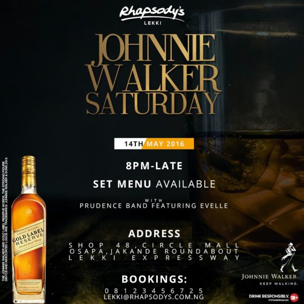 Rhapsody Johnnie Walker Saturday-BELLANAIJA