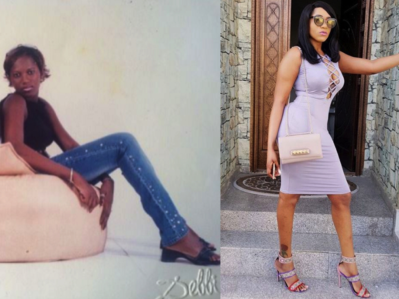 Rukky Sanda_Then and Now