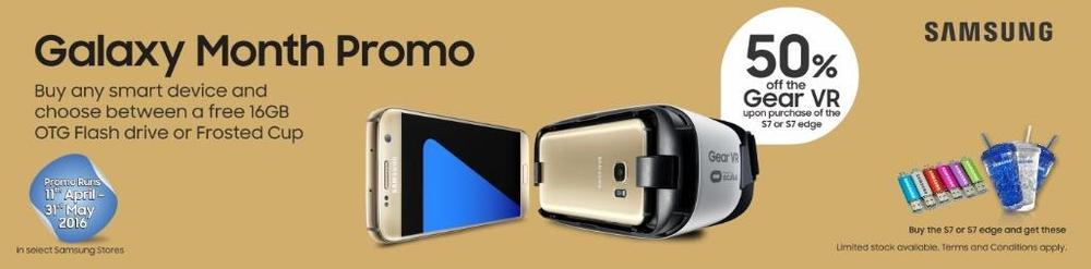 Samsung Galaxy Month