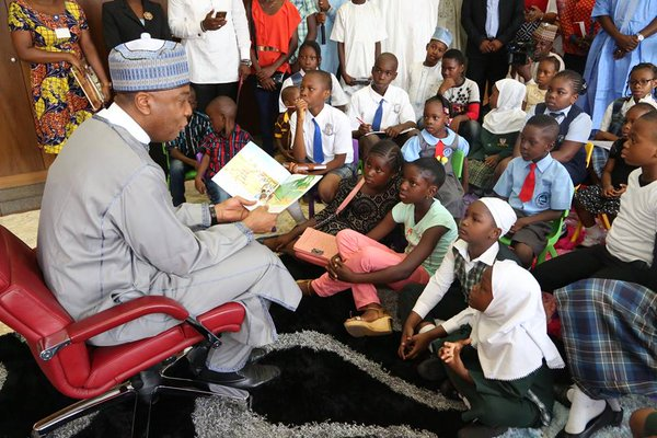 Saraki Children's Day1