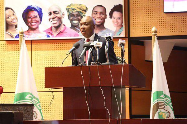Saraki at ECOWAS Parliament