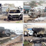 Scenes-of-the-fire-incident-at-Lotto-Lagos-Ibadan-Expressway