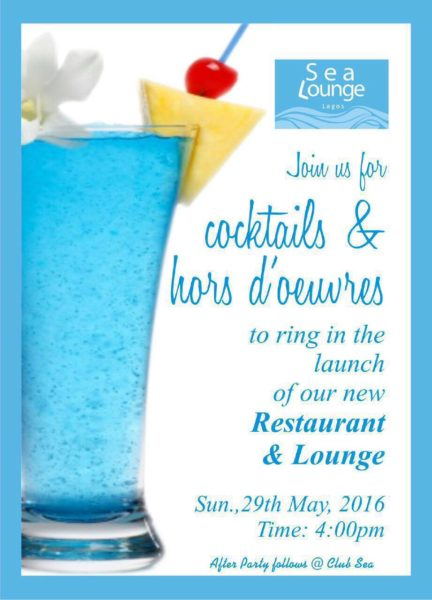 Sea Lounge Lagos