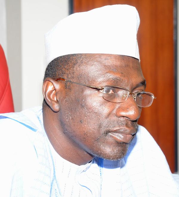 Senator Ahmed Makarfi
