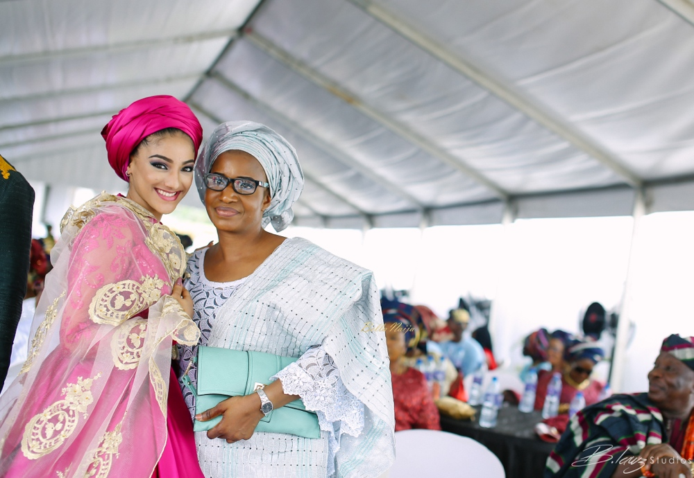 Sophie - Wale - Alakija - Traditional Wedding - BellaNaija - 2016 - Lagos - 37
