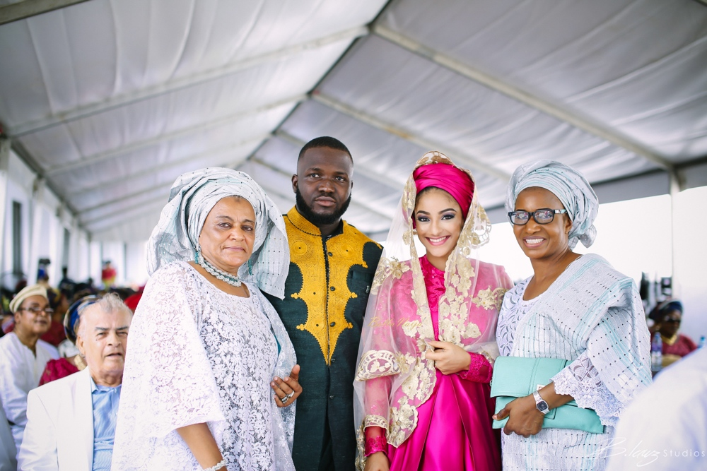 Sophie - Wale - Alakija - Traditional Wedding - BellaNaija - 2016 - Lagos - 38