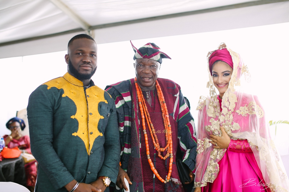 Sophie - Wale - Alakija - Traditional Wedding - BellaNaija - 2016 - Lagos - 39