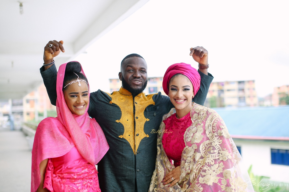 Sophie - Wale - Alakija - Traditional Wedding - BellaNaija - 2016 - Lagos - 58