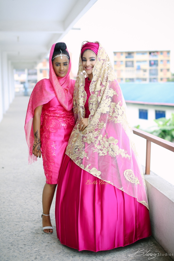 Sophie - Wale - Alakija - Traditional Wedding - BellaNaija - 2016 - Lagos - 59