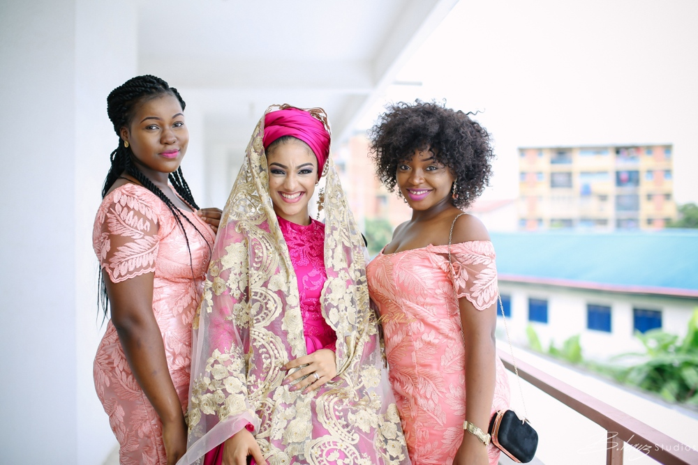 Sophie - Wale - Alakija - Traditional Wedding - BellaNaija - 2016 - Lagos - 60
