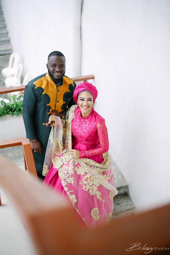 Sophie - Wale - Alakija - Traditional Wedding - BellaNaija - 2016 - Lagos - 62
