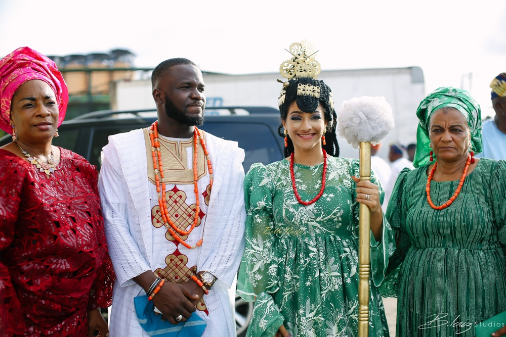 Sophie - Wale - Alakija - Traditional Wedding - BellaNaija - 2016 - Lagos - 79