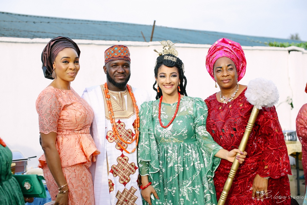 Sophie - Wale - Alakija - Traditional Wedding - BellaNaija - 2016 - Lagos - 85 .jpg
