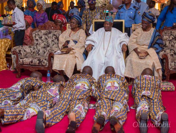Soun of Ogbomosoland, Oba Oladunni Oyewumi BellaNaija (12)