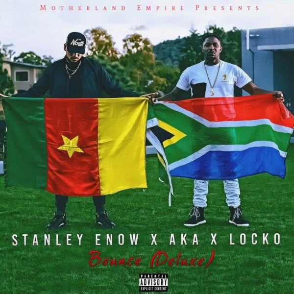 Stanley Enow and AKA