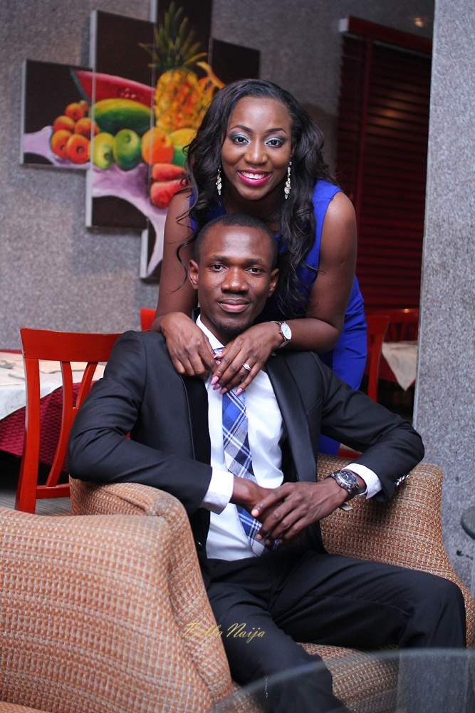 Tife - Pamilerin - Pre - wedding - BN Weddings - BellaNaija - 2016 - 1