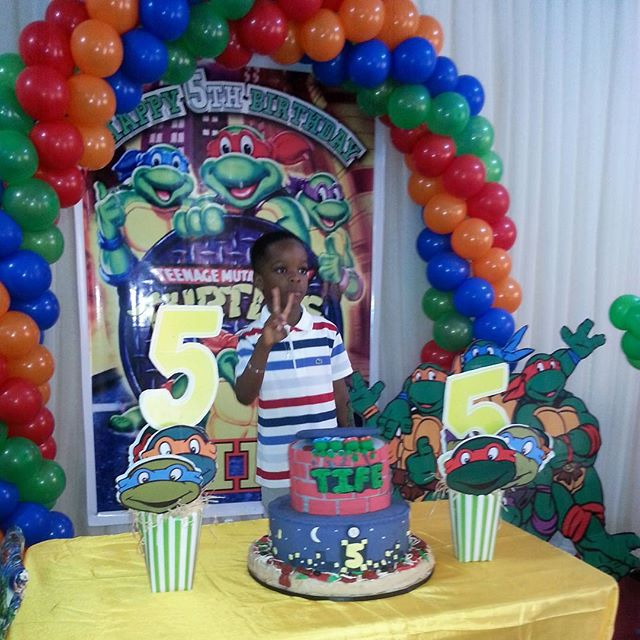 Tife Wizkid at 5 Birthday 14